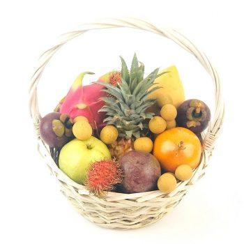 Корзина экзотических фруктов XL