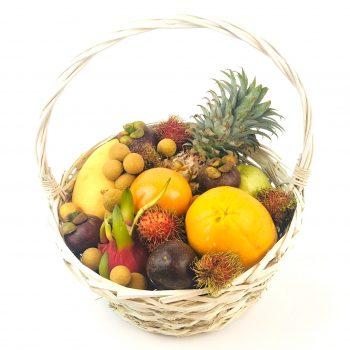Корзина экзотических фруктов XXL