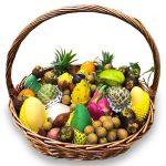 Корзина экзотических фруктов XXXL